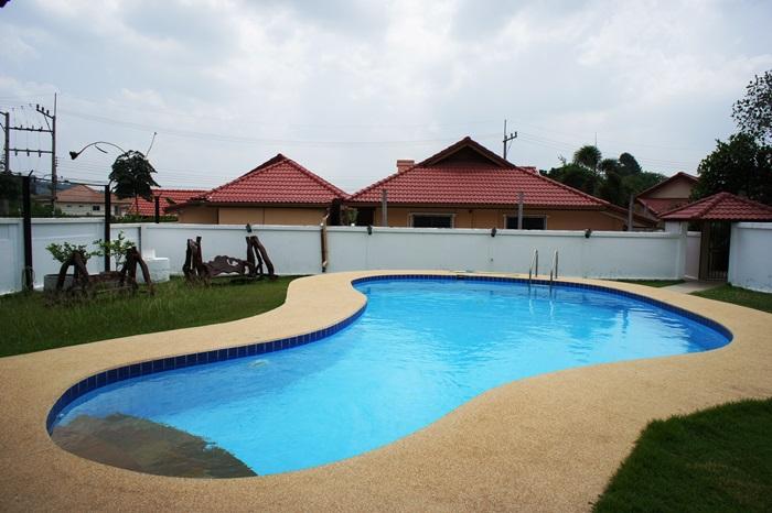 Hot sale! Lake side village (Mabprachan lake)