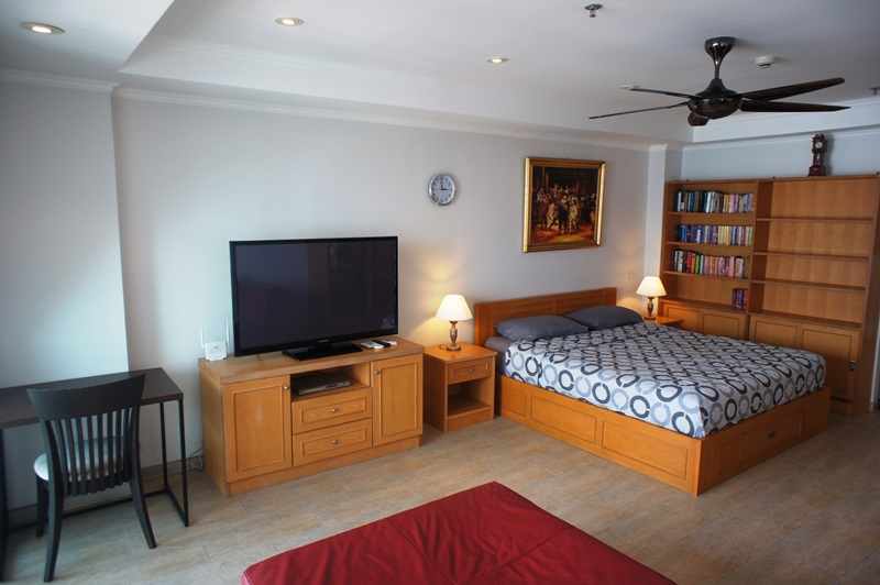 Viewtalay 5 C, Nice studio unit for rent, sea view
